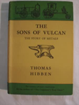 The Sons of Vulcan - the story: Hibben, Thomas