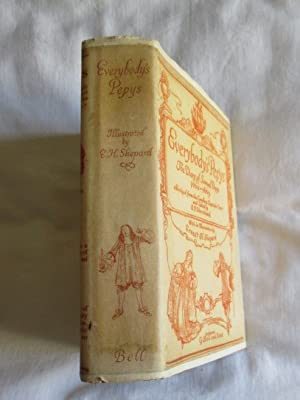 Everybody's Pepys, abridged with illustrations by E H Shepard: Pepys, Samuel