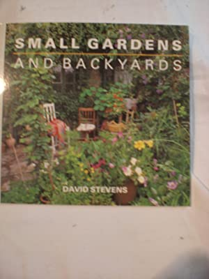 Small Gardens and Backyards