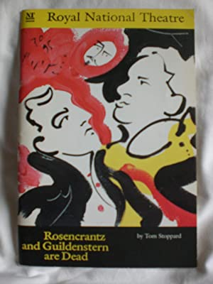 Theatre Programme: Rosencrantz and Guildenstern are Dead: National Theatre /