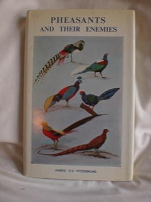 Pheasants and Their Enemies: Fitzsimons, J.