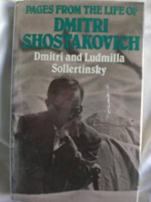 Pages from the Life of Dmitri Shostakovich