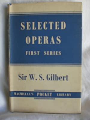 Selected Operas - first series