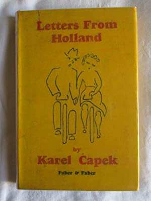 Letters from Holland: Capek, Karel