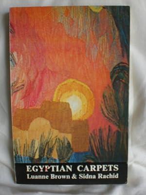 Egyptian Carpets: Rachid, Sidna; Brown,