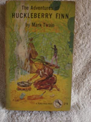 The Adventures of Huckleberry Finn: Twain, Mark