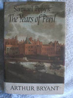 Samuel Pepys , the years of peril