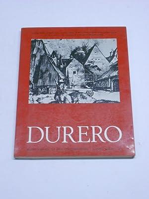 DURERO. Catálogo exposición en el Museo Español: Arte)