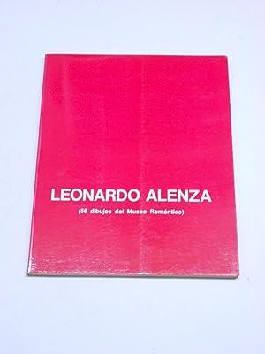 LEONARDO ALENZA (58 dibujos del Museo Romántico).: Arte)