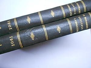 LA ILUSTRACION ESPAÑOLA Y AMERICANA. Año 1901 completo. (del nº 1, 8 enero al n&...
