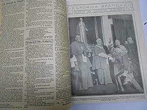 MUNDO GRAFICO. Año 1920 completo. (Del nº 427 7 Enero al nº 478, 29 Diciembre).: ...