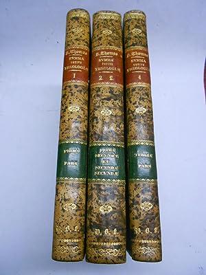 SUMMA TOTIUS THEOLOGIAE; . Per quaestiones, &: SANTO TOMAS DE