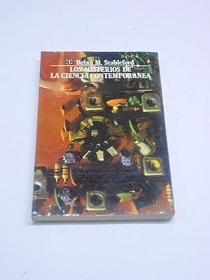 LOS MISTERIOS DE LA CIENCIA CONTEMPORANEA.: STABLEFORD, Brian M.