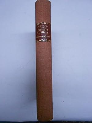 MANUAL DE HISTORIA DE ESPAÑA. Tomo II.: AGUADO BLEYE, Pedro