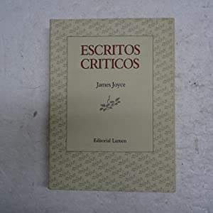 ESCRITOS CRITICOS.: JOYCE, James