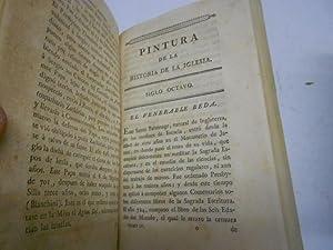 PINTURA DE LA HISTORIA DE LA IGLESIA,: ESCARTIN, Francisco Antonio de (traducción)