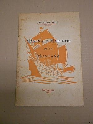 MARINA Y MARINOS DE LA MONTAÑA.: VIAL LESTE, Aquiles