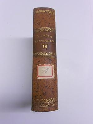 SUMMA TOTIUS THEOLOGIAE supplementi tertiae partis volumen: SANCTI THOMAE AQUINATIS