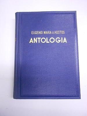 ANTOLOGIA.: HOSTOS, Eugenio María