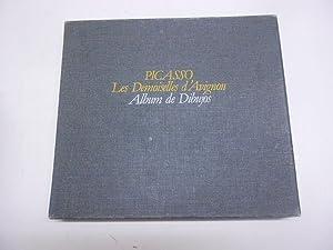 PICASSO. Les Demoiselles d'Avignon. Album de dibujos.