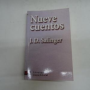 NUEVE CUENTOS.: SALINGER, J. D.
