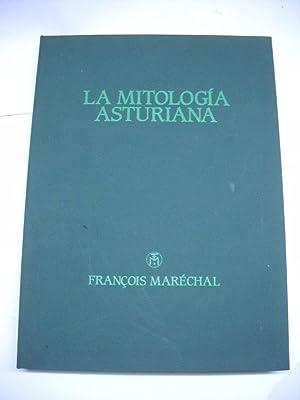 LA MITOLOGIA ASTURIANA.: MARECHAL, Françoise / Miguel A. Castillo