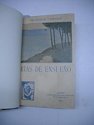 RIAS DE ENSUEÑO.: CANITROT, Prudencio