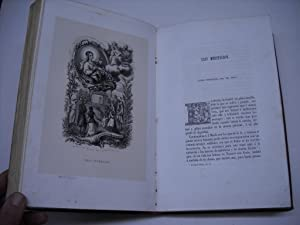MONUMENTO A LA GLORIA DE MARIA. LETANIAS DE LA SANTISIMA VIRGEN, Ilustradas. Acompañadas de ...