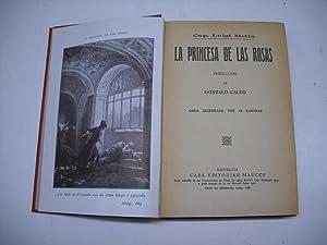 LA PRINCESA DE LAS ROSAS.: MOTTA, Cap. Luigi