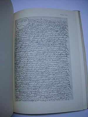 ALBUM DE PALEOGRAFIA HISPANOAMERICANA DE LOS SIGLOS XVI Y XVII.: MILLARES CARLO, Agustín y José ...