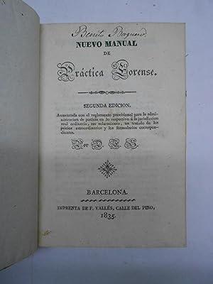 NUEVO MANUAL DE PRACTICA FORENSE: D.F.S