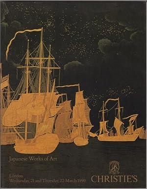 Japanese Works of Art. Japanese Prints, Illustrated: Christie's (Christie, Manson