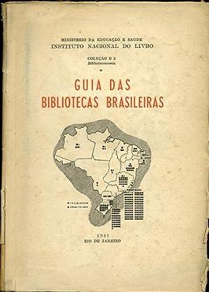 Guia das bibliotecas brasileiras: Instituto Nacional do
