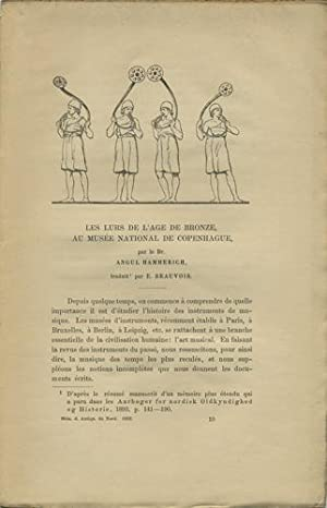 Les lurs de l'age de bronze, au: Hammerich, Angul