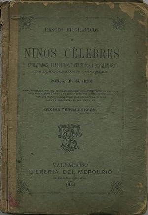 Rasgos biográficos de niños celebres estractados, traducidos: Suarez, J. [José]