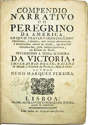 Compendio Narrativo do Peregrino da America em: Marques Pereira, Nuno