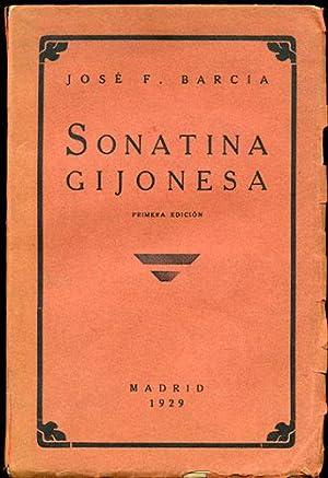 Sonatina Gijonesa: Barcia, José F. [Fernandez]