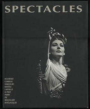 Spectacles de la Scene a L'ecran: Jacques-Henri Lartigue, Therese Le Prat, Andre Kertesz, ...