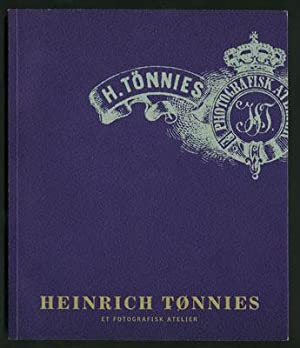 Heinrich Tonnies et Fotografisk Atelier: Tonnies, Heinrich. Nina