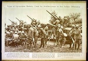 Portfolio of the European War in Rotogravure: New York Times
