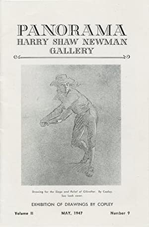 Panorama. Harry Shaw Newman Gallery. [Seven Volumes, May 1947-January 1949]: Newman, Harry Shaw