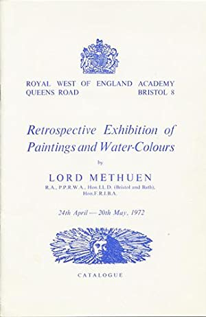 Retrospective Exhibition of Paintings and Water-Colours by: Royal West of