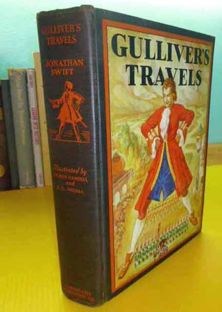 Gulliver 39 s travels by jonathan swift garden city - Jonathan s restaurant garden city ...