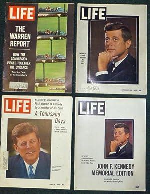 Life Magazine - Special Memorial Edition; November: Life Magazine