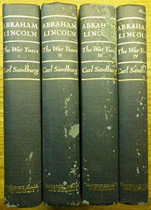 Abraham Lincoln - The War Years (Four Volume Set)
