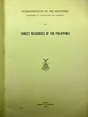 Two pamphlet listing - - Forest Resources of the Phillipines and Fish and Game Resources of the P...