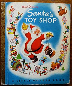 Santa's Toy Shop: Al Dempster