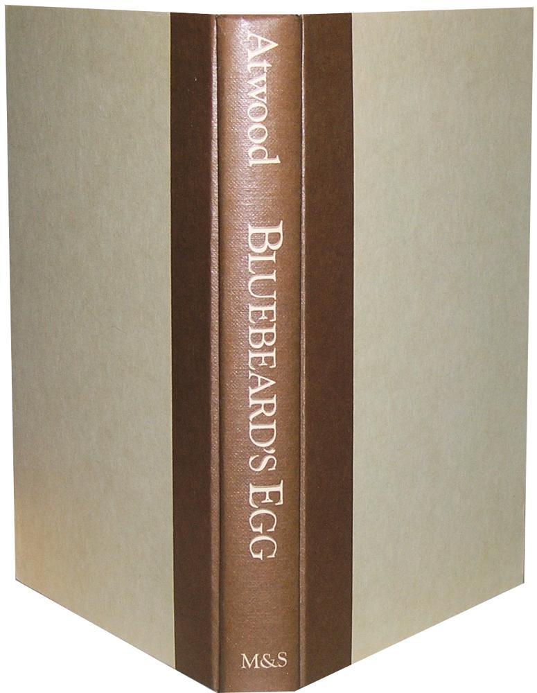 Bluebeard's Egg: Atwood, Margaret