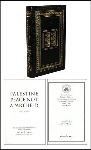 Palestine: Peace Not Apartheid: Carter, Jimmy