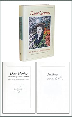 Dear Genius: The Letters of Ursula Nordstrom: Nordstrom, Ursula (Leonard S. Marcus, Editor)